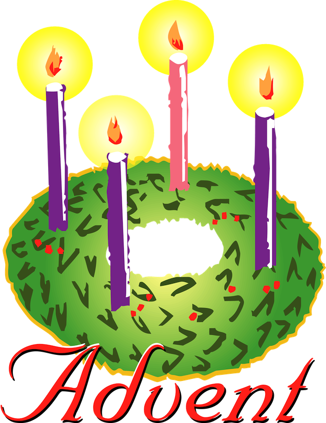 637x825 Religious Advent Clipart Free Images 2