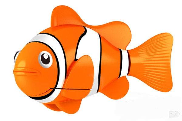 600x400 Animated Clipart Fish