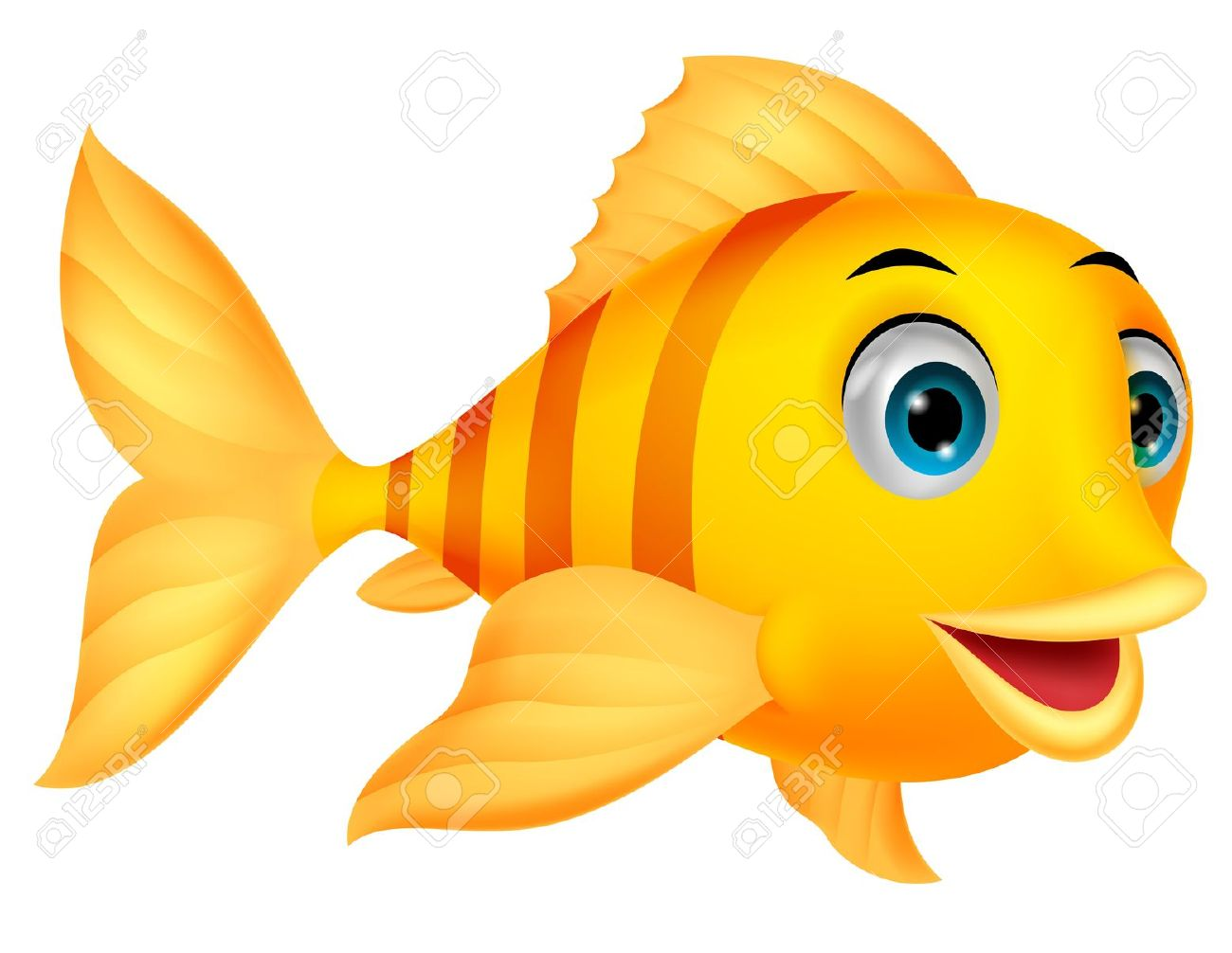 1300x1006 Fishing Clipart Cartoon Character