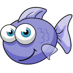 300x300 Animated Fish