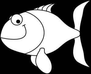 298x243 Cartoon Fish Clip Art