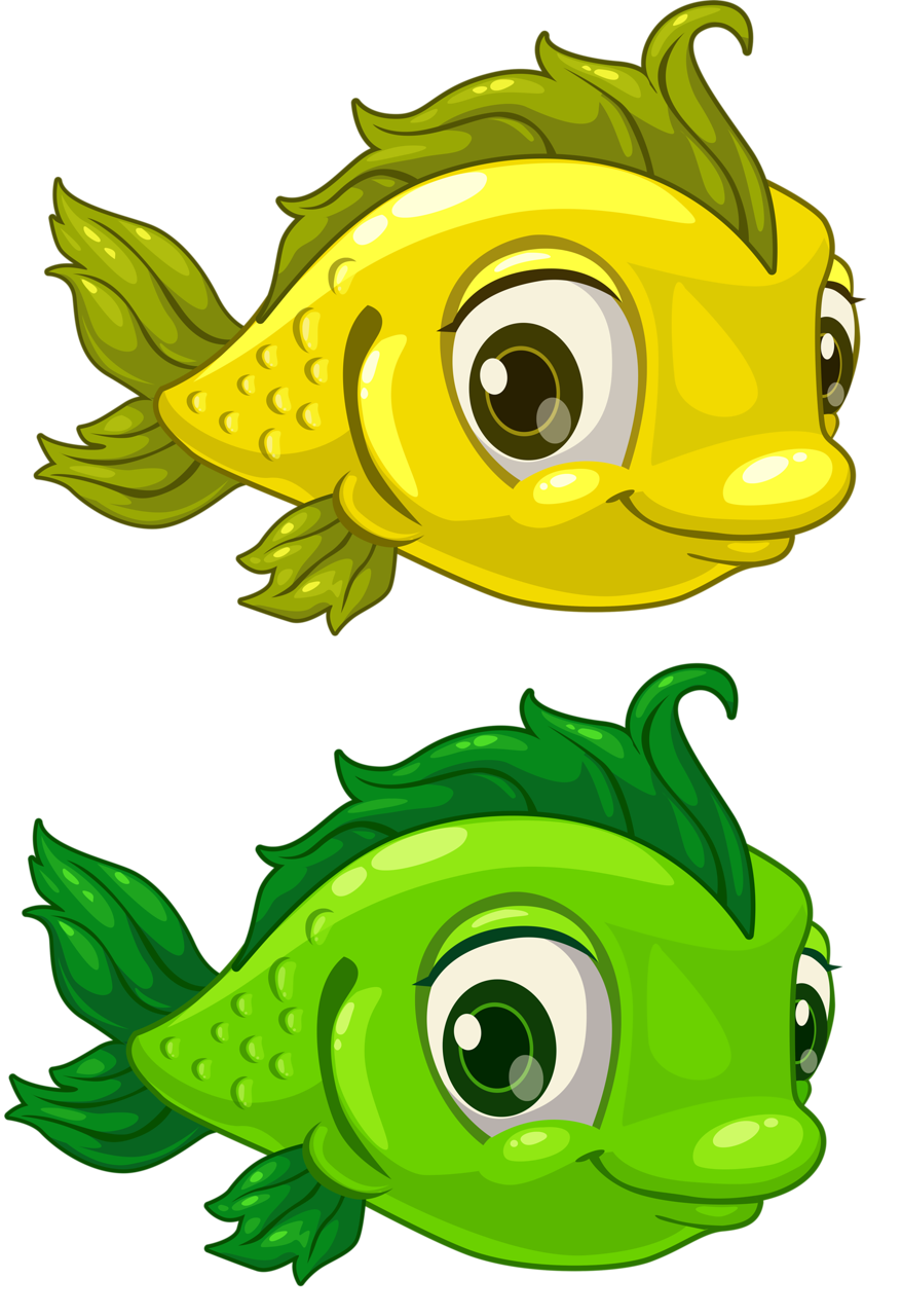 878x1280 Clipart Fish And Sea Fish, Clip Art