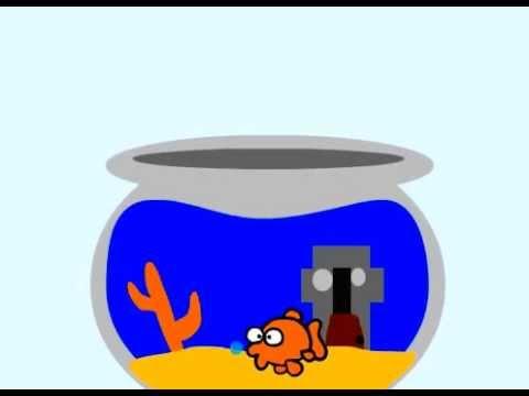 480x360 Fish Bowl Animation