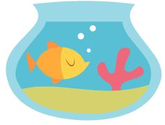 236x179 Cartoon Pic Of Fish In A Bowl