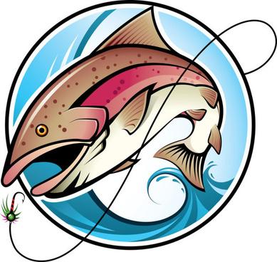 389x368 Cartoon Fish Fishbowl Free Vector Download (15,180 Free Vector