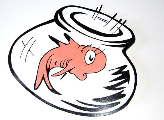 564x413 seuss fish bowl clipart