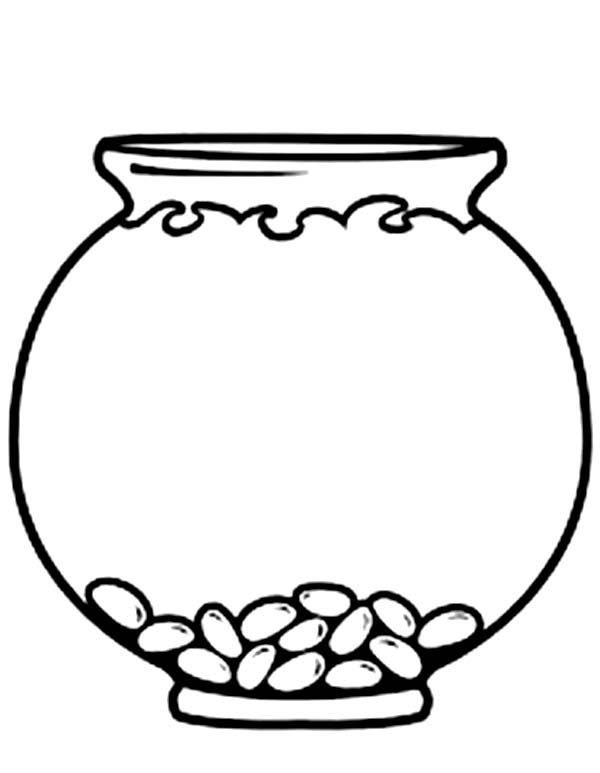 600x773 bowl coloring sheet