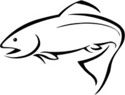 250x191 School Of Fish Clip Art Free Clipart Panda