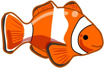340x223 Cute Fish Clip Art Free Clipart Images 2