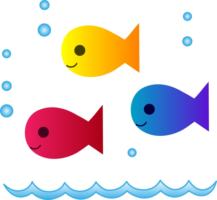 736x681 Cute Fish Clipart For Kids Clip Art Library