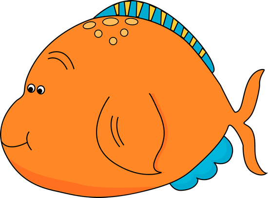 550x407 Free Clip Art Of Fish