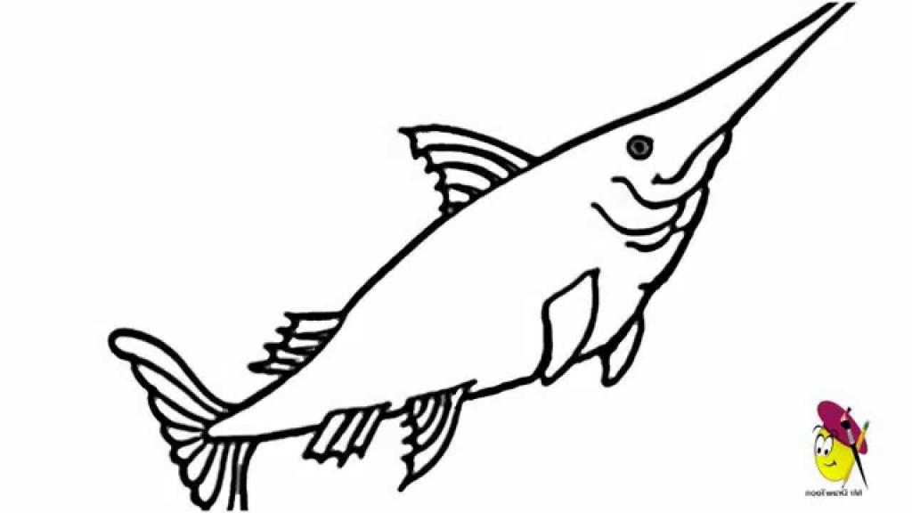 swordtail fish coloring pages - photo#42