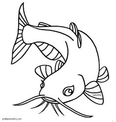 236x247 how to draw a catfish Art Tips,Techniques and Tutorials