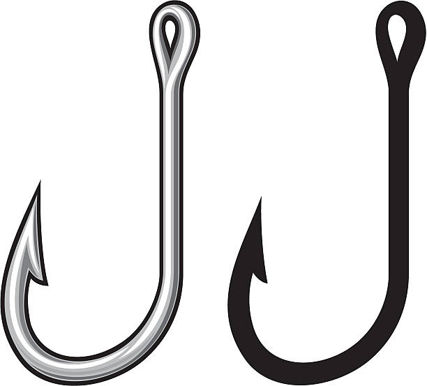 Fish Hook Clipart | Free download best Fish Hook Clipart ... - photo#9