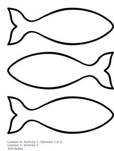 236x312 Gabarit Poisson Couture Fish Template And Craft