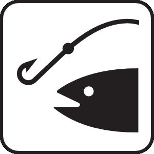 300x300 Fishing 1 Clip Art