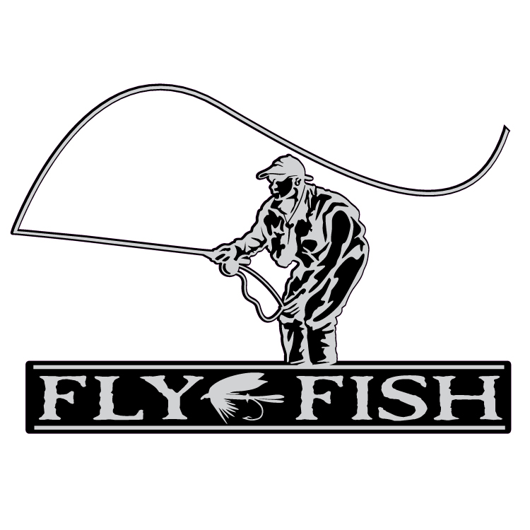 750x750 Fly Fishing Cliparts