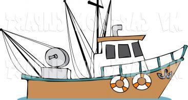 367x195 Deep Sea Fishing Boats Clip Art Free Vector Art, Images