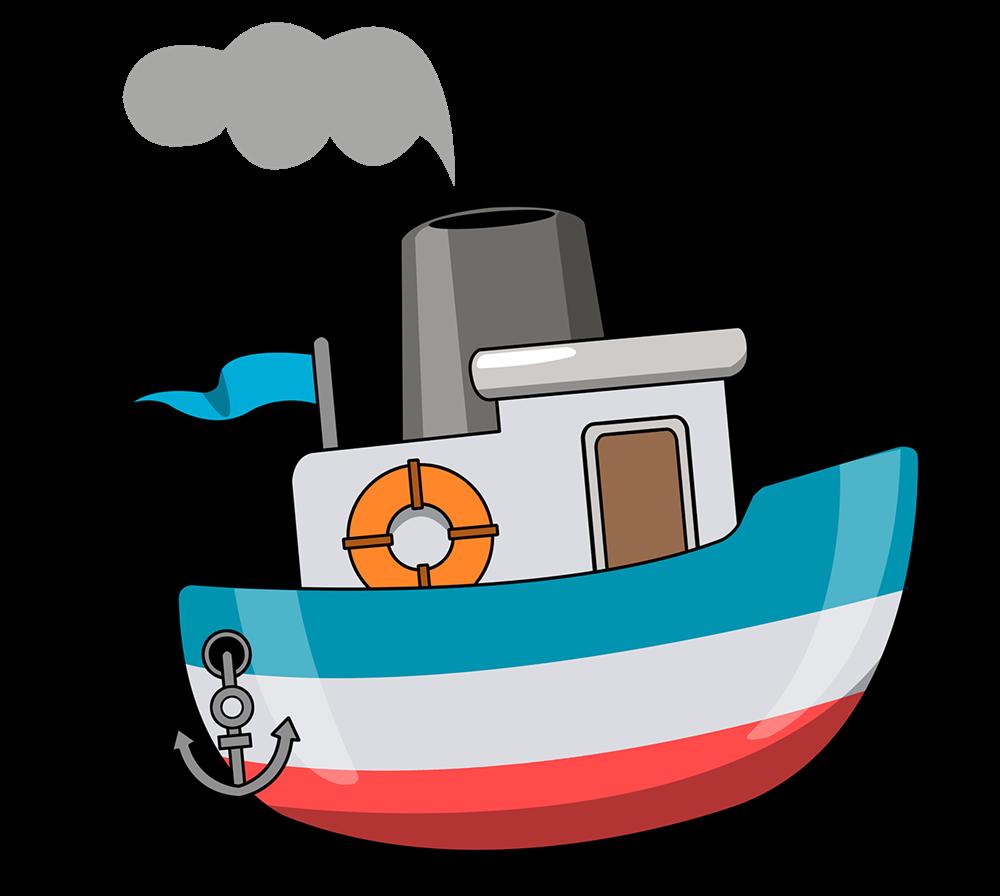 1000x896 Fishing Boat Clipart Cartoon