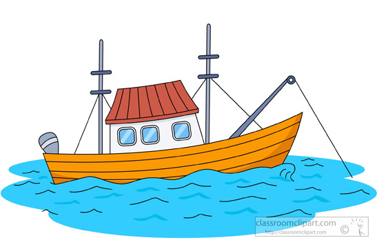 550x358 Sport Fishing Boat Clip Art Free Clipart Images 2 Clipartcow