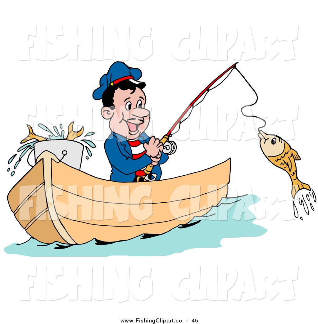 1024x1044 Boat Clipart Fisherman Boat