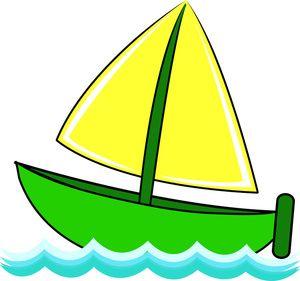300x281 Boating Cartoon Clipart