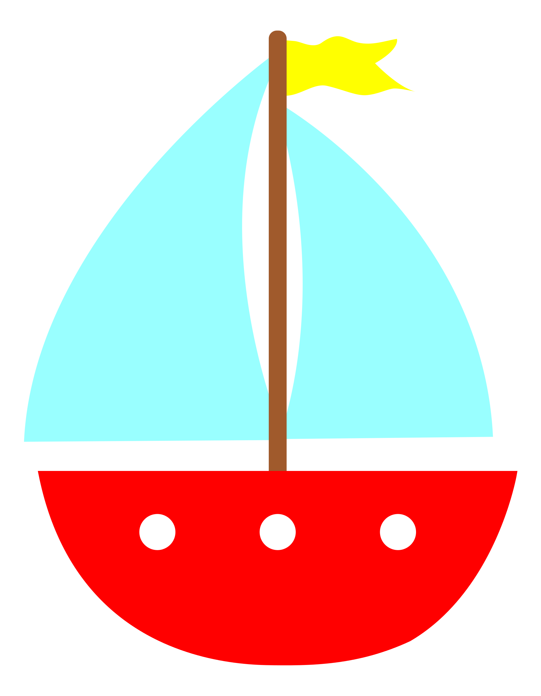 1866x2400 Clipart Boat