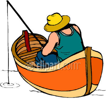 350x329 Fishing Boat Clipart Houseboat