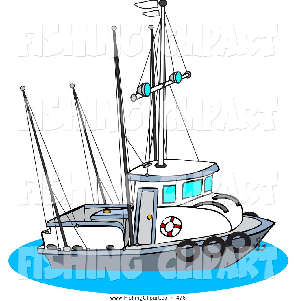1024x1044 Fishing Boat Clipart Trawl