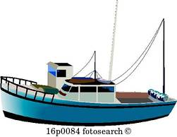 251x194 Fishing Boat Clip Art And Illustration. 8,239 Fishing Boat Clipart