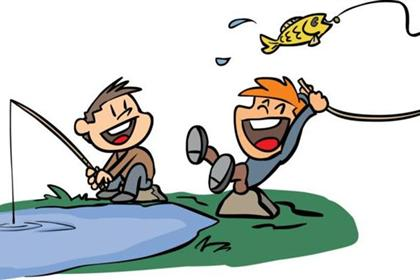 420x280 Free Fishing Clipart Many Interesting Cliparts