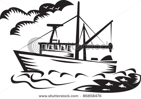 450x318 Fishing Boat Clipart Shrimp Boat