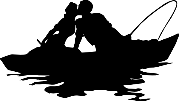 600x341 Kiss On A Boat Clip Art