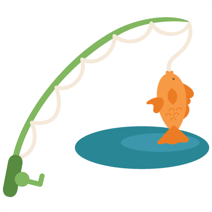 432x432 Fishing Rod Clipart Cute