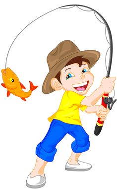 236x379 Fishing Clipart On Clip Art Fish And Fishing