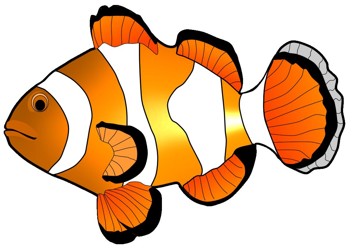 1123x794 Cute Fish Fish Nemo Clipart Free Clip Art Of Clipartwork