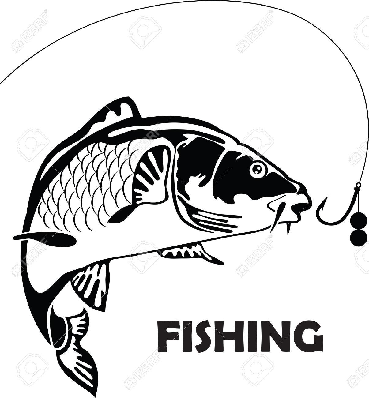 1205x1300 Carp Fish Clipart, Explore Pictures