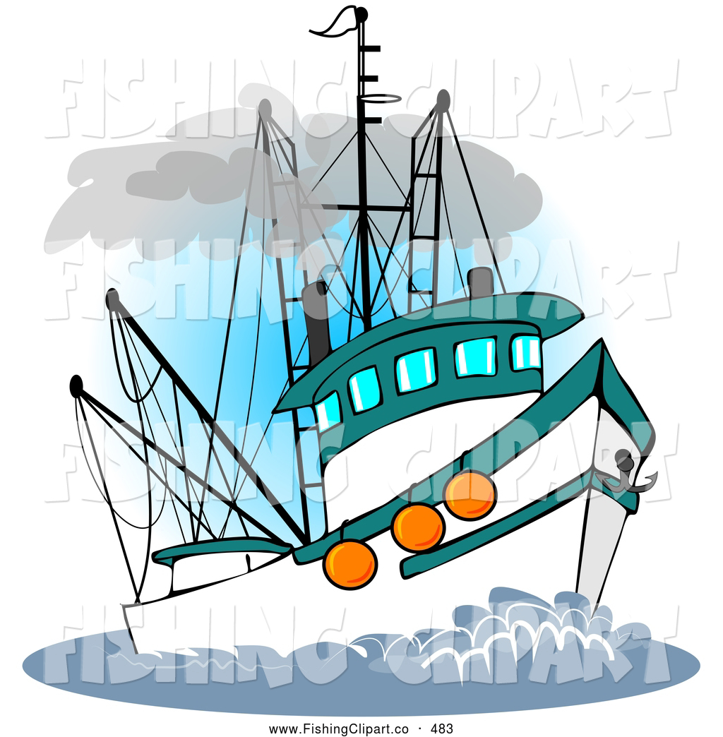 1024x1044 Ship Clipart Fishing Boat