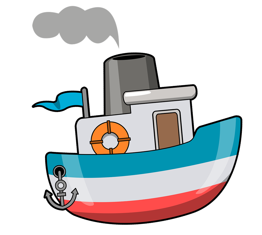 1000x896 Exploding Boat Free Clipart