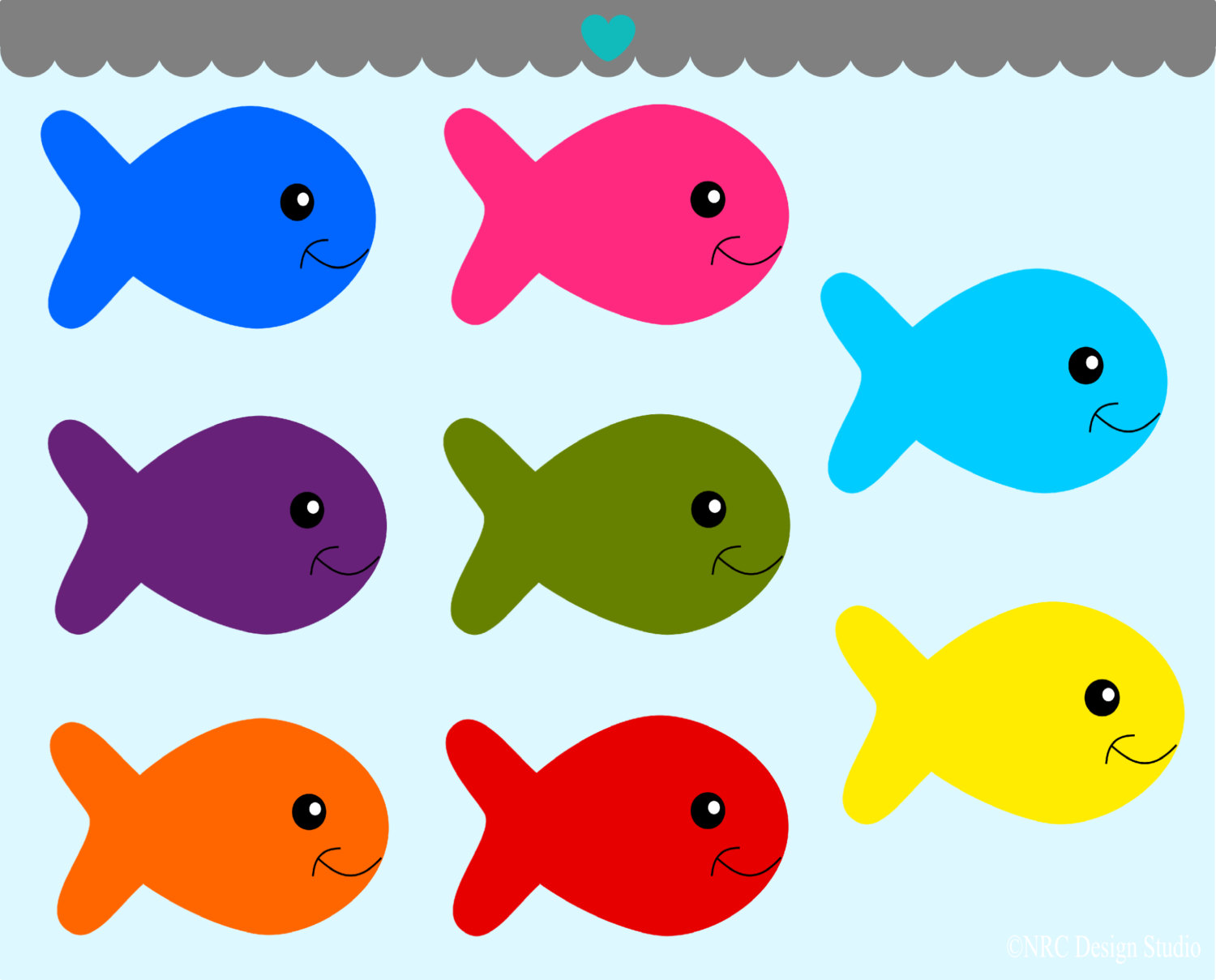 1500x1209 Top 84 School Of Fish Clip Art