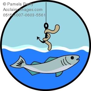 300x300 Cute Fishing Hook Clipart Clipart Panda