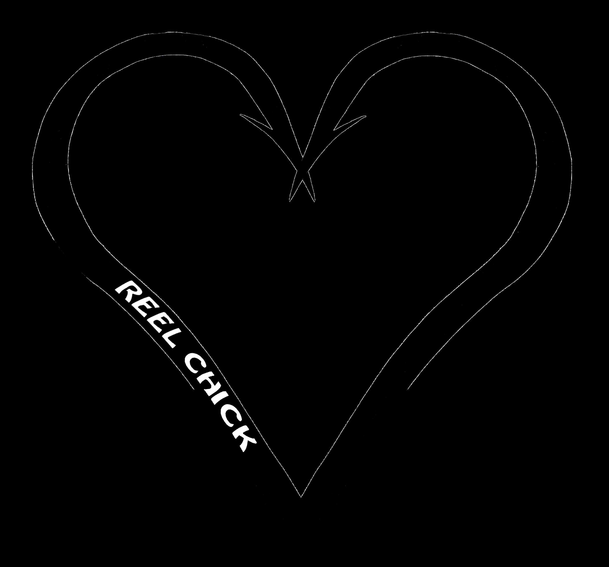 2105x1960 Fish Hook Heart Clipart
