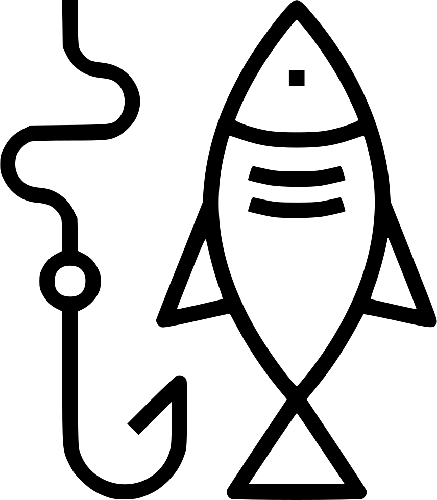 856x980 Fishing Hook Svg Png Icon Free Download ( 499364)