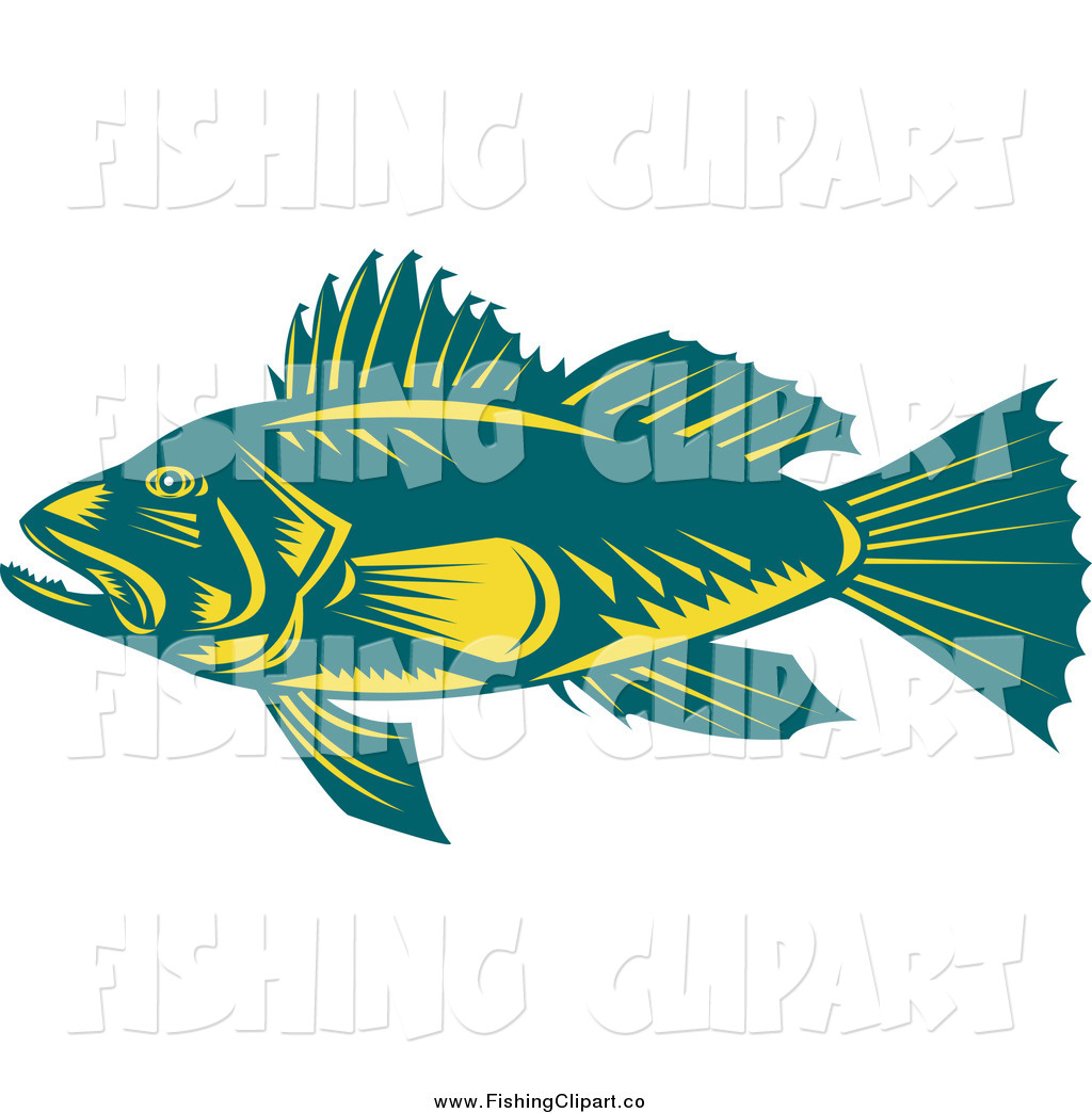 1024x1044 Royalty Free Bass Fish Stock Fishing Designs