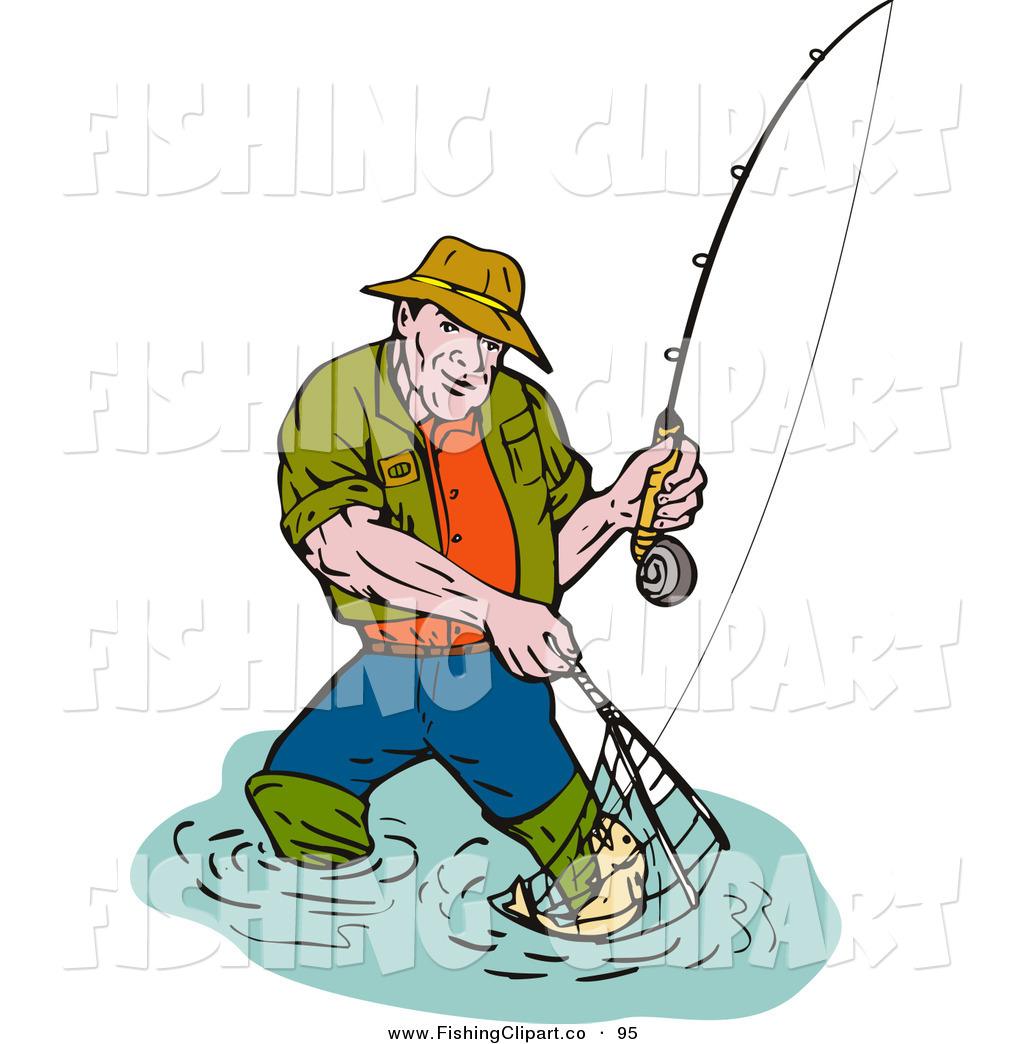 1024x1044 Fish Net Clipart Fisherman