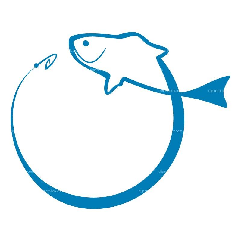 800x800 Fish Logos Clip Art Clipart