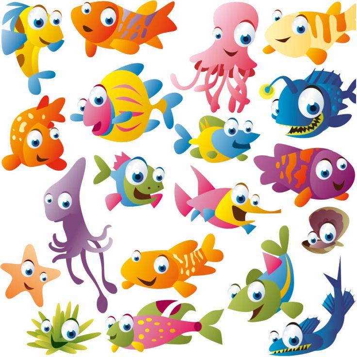 736x736 Best Cartoon Fish Ideas Dolphin Fish Image