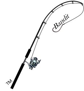 297x320 Fishing Pole Black And White Free Clipart Images