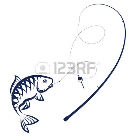 450x450 Drawn Fishing Real Fish