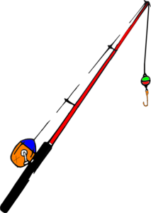 213x300 Fishing Pole Fsf Clip Art